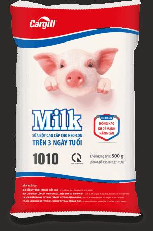 Sữa bột cao cấp cho heo con 1010