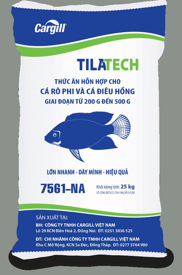 Thức ăn HH cho cá Rô Phi và cá Điêu Hồng 7561-NA