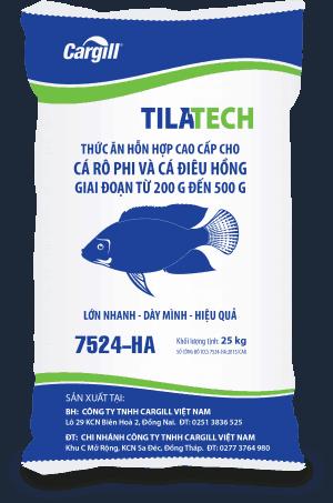 Thức ăn HH cho cao cấp cho cá Rô Phi và cá Điêu Hồng 7524-HA