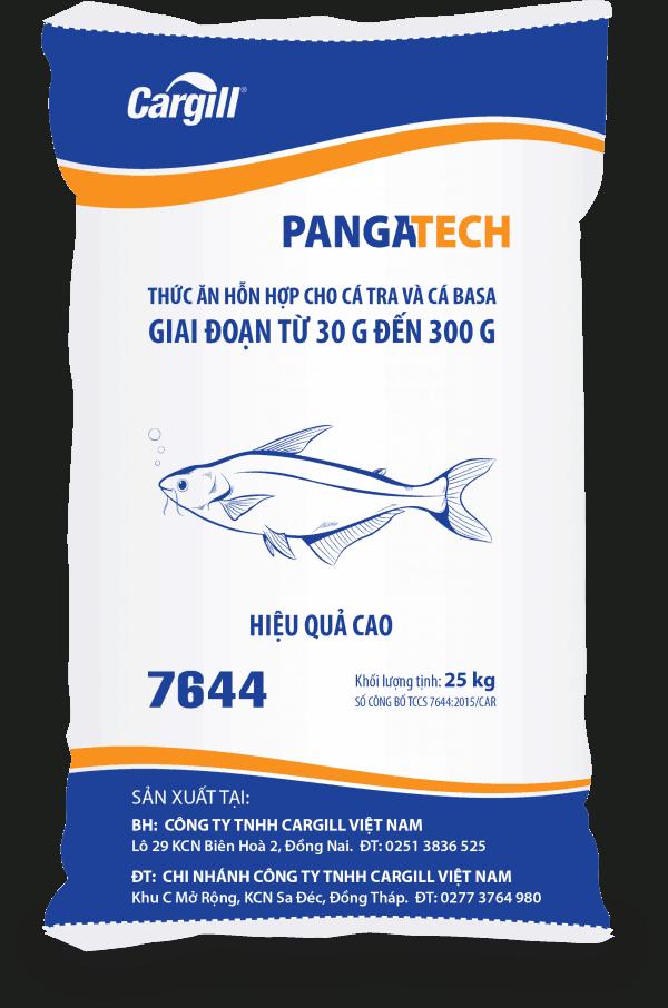 Thức ăn HH cho cá Tra và cá Basa 7644