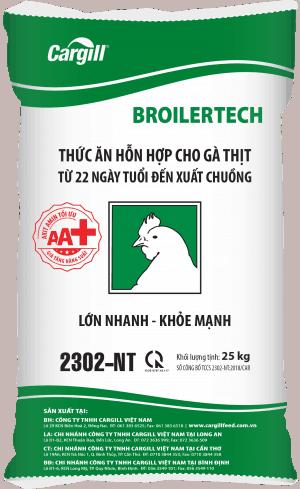 Thức ăn HH cho gà thịt 2302-NT